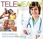 telehealth brochure