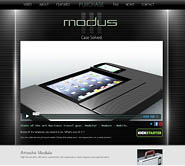 modus III, simple web design, ipad, iphone, denver